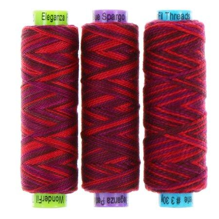 Eleganza Perle 5 Cotton - EZM23 - Scarlet Letter
