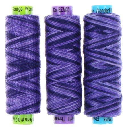 Eleganza Perle 5 Cotton - EZM35 - Lavender Fields