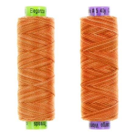 Eleganza Perle 5 Cotton - EZM90 - Pumpkin Rinds