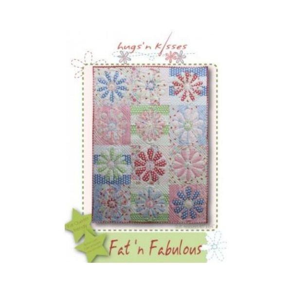 Fat n Fabulous Quilt Kit