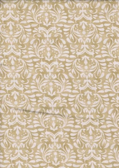 Feathered Hour Glass - Fawn PRECUT 1.9M