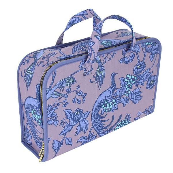Carry Case - Florence Broadhurst Blue