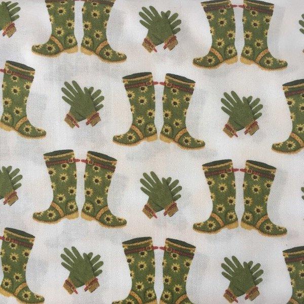 Gazebo - Boots & Gloves - Green