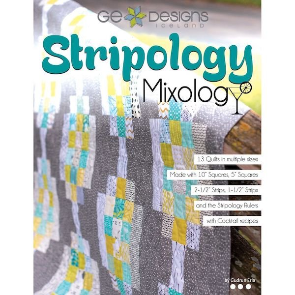 Stripology Mixology Book