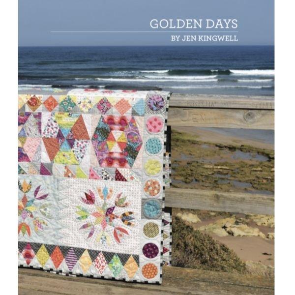 Golden Days - Pattern Book