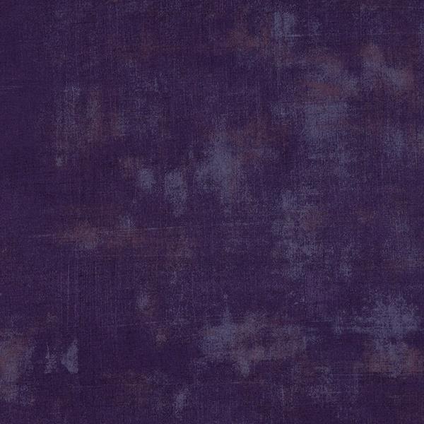 Grunge Backings - Eggplant Precut  80cm x 275cm