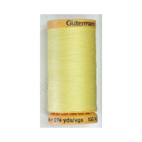 Gutermann Natural Cotton Ne 50 Thread 250m - 349