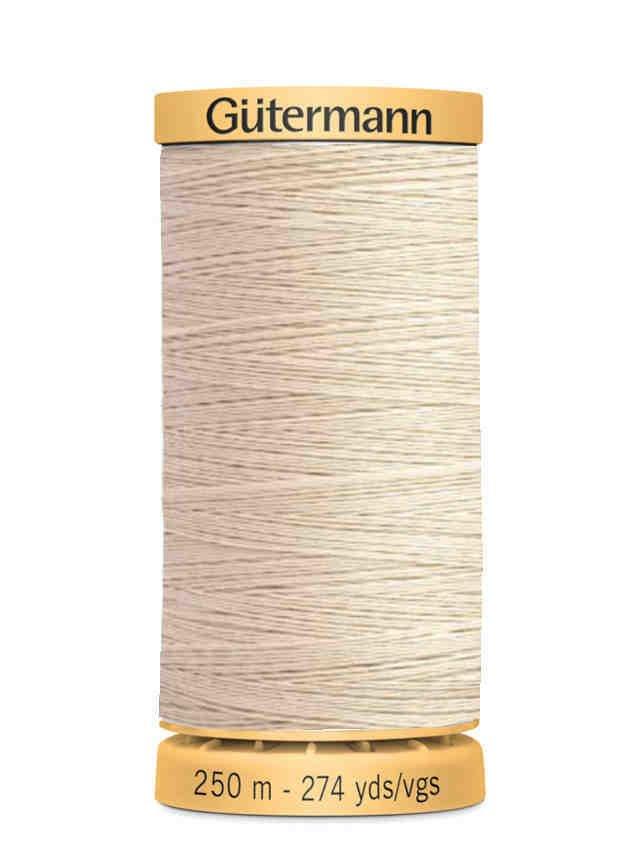 Gutermann Natural Cotton Ne 50 Thread 250m - 618
