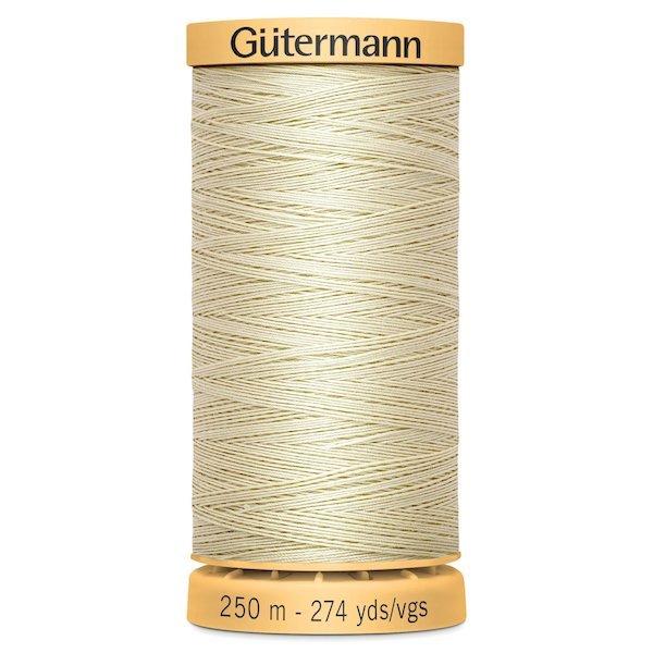 Gutermann Natural Cotton Ne 50 Thread 250m - 828