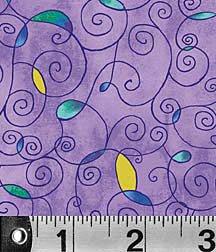 Gypsy Wind - Purple