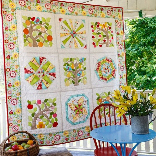 The Happiness Quilt Kit