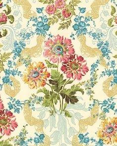 Jenny Jane - Flowers + Lace - Cream/Gold