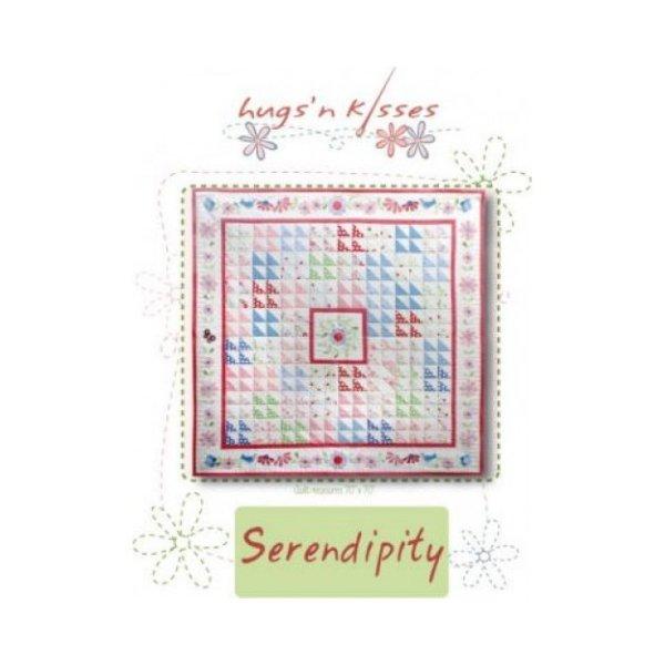 Serendipity Quilt Pattern