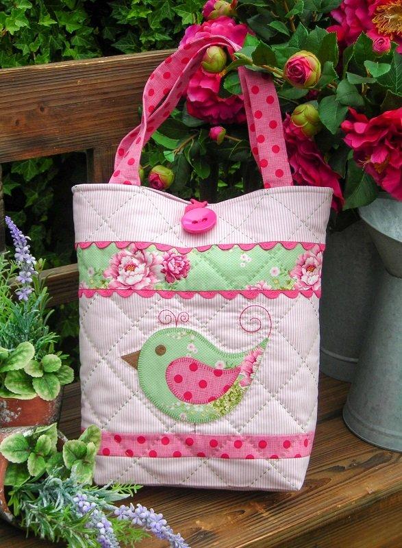 Hopscotch Bag Pattern