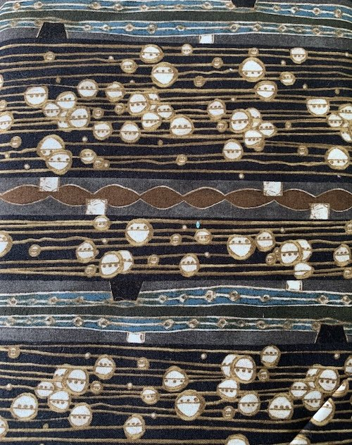 Gallery Fiori - Abstract - Brown