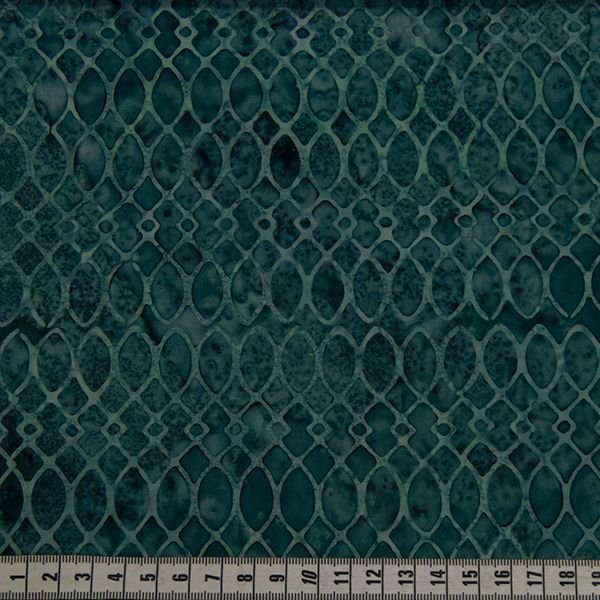 Hoffman Batik - Teal