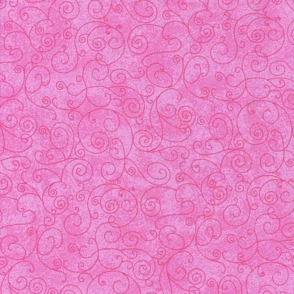 Harmony Flannel - Pink 280cm wide