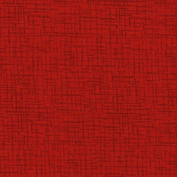 Flannel - Monaco Red 280cm wide