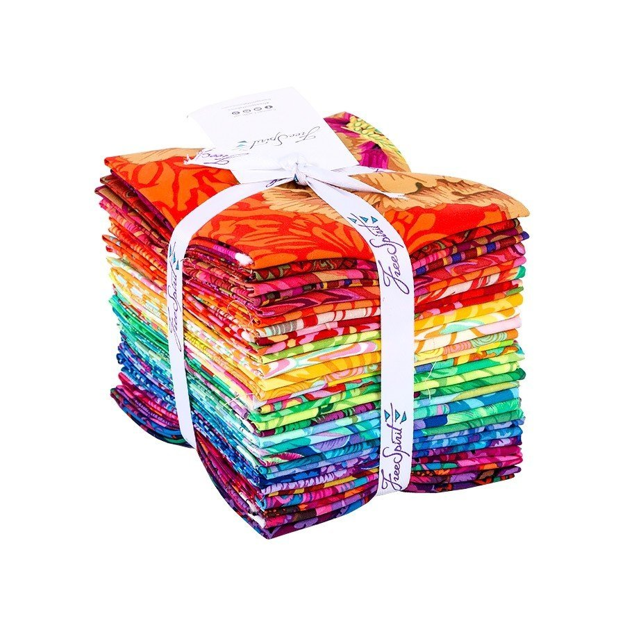 Kaffe Fassett Collective Rainbow Stash - Fat Quarter Bundle