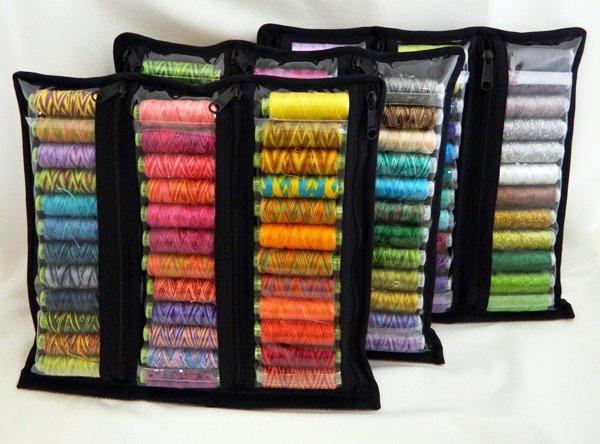 Thread Storage - 6 Pockets
