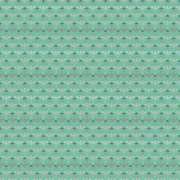 Forest Fables - Deco Scales - Aqua