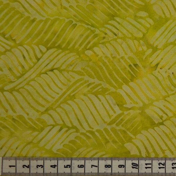 Hoffman Batik - Watercress - Leaves