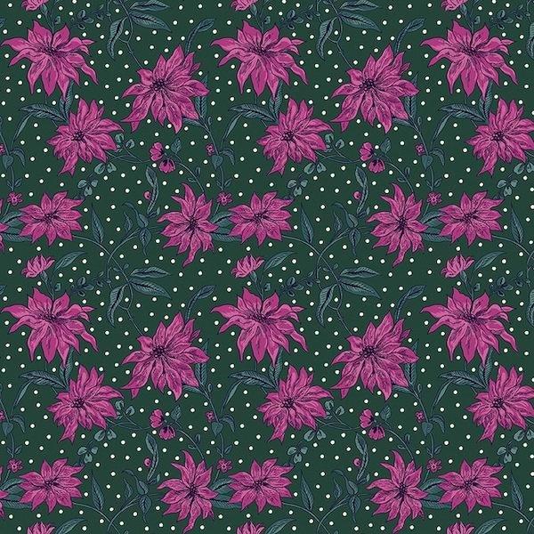 Liberty - Seasons Greetings - Poinsettia