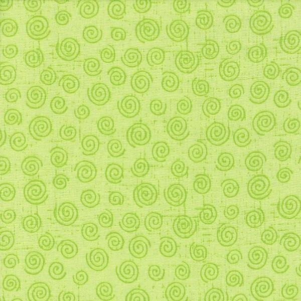 Twister Backing - Lime 108 wide