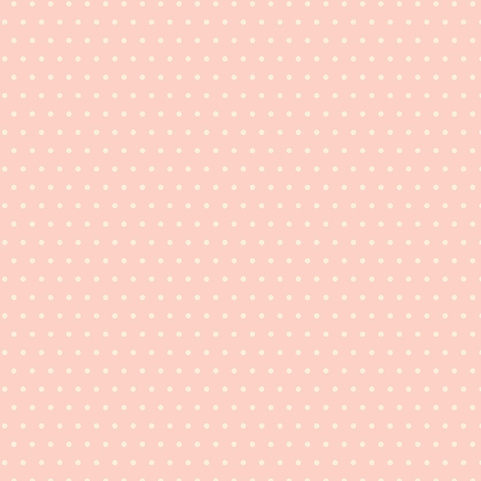 Little Wren Cottage Coordinate - Pink Dots
