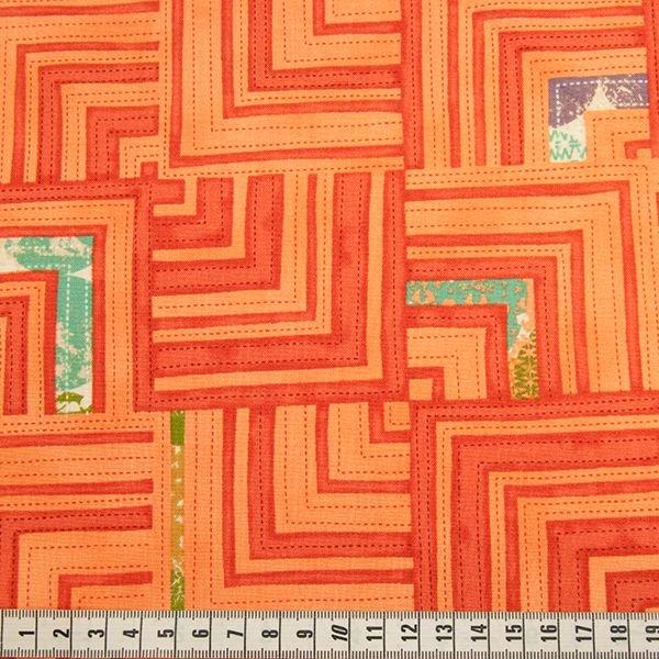 Juggling Summer - Orange - Squares