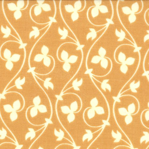 Tapestry - Mosaic Vines - Apricot