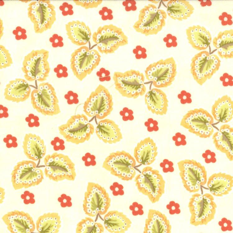 Tapestry - Ivy Leaf - Ecru