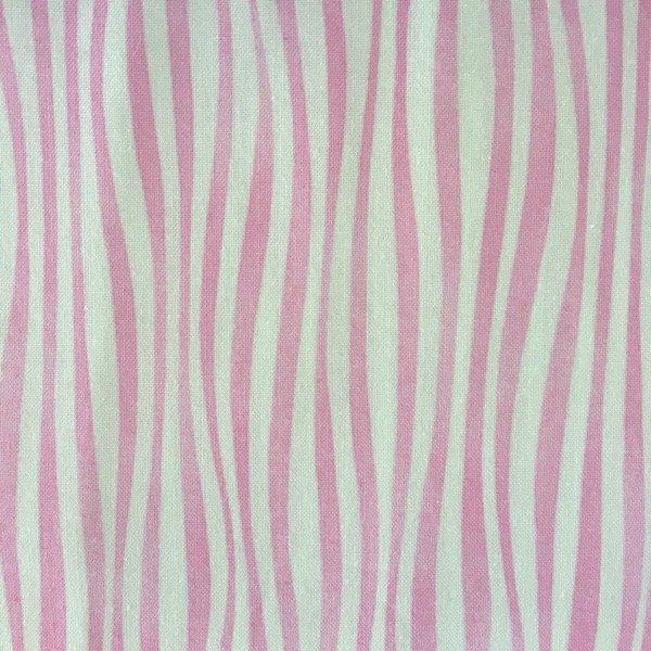 Dogwood Trail II - Wavy Stripe Porcelain Pink