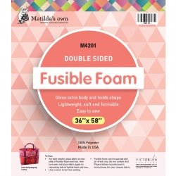 Foam Double Sided Fusible - 36 x 58 Pack