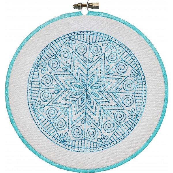 Nikki Tervo - Mandala D Pattern