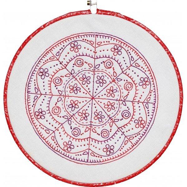 Nikki Tervo - Mandala E Pattern