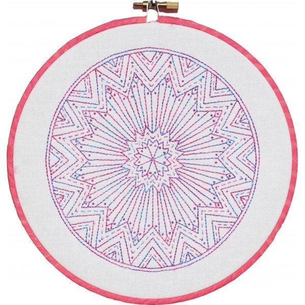 Nikki Tervo - Mandala I Pattern