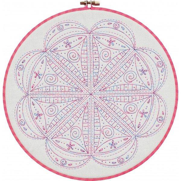 Nikki Tervo - Mandala Large 1 Pattern