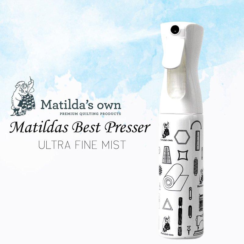 Matilda's Best Presser