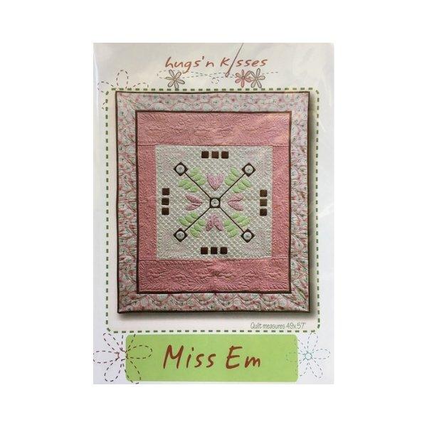 Miss Em Quilt Pattern