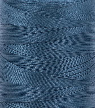 Aurifil Cotton Mako' 50 - 4644 - Blue Smoke 200 Metres