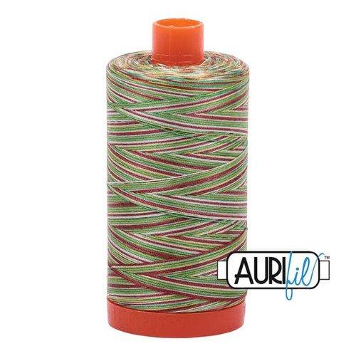 Aurifil Cotton Mako' 50 - 4650 - Chilli Pepper