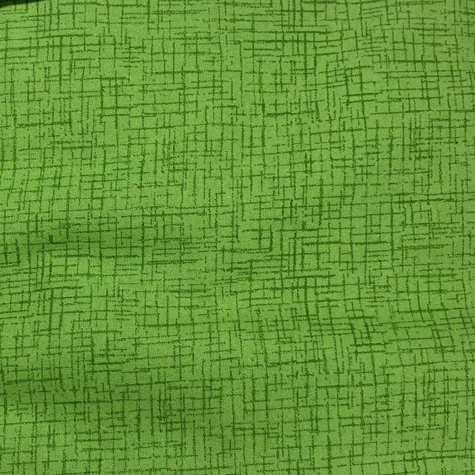 Flannel Pre-Cut - 2.5M - Monaco - Green 108