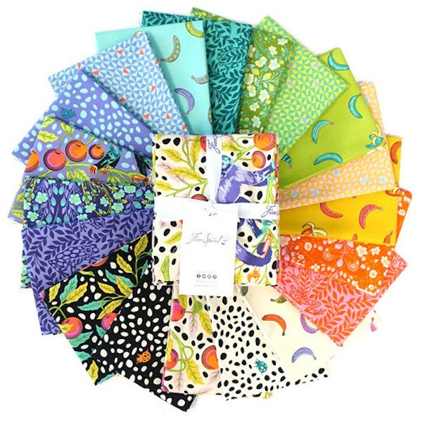 Monkey Wrench Fat Quarter Pack