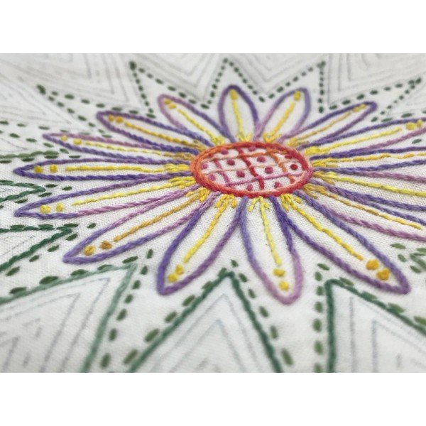 Nikki Tervo - Mystery Mandala 8 Pattern