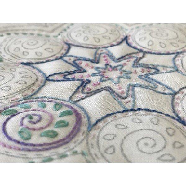 Nikki Tervo - Mystery Mandala 4 Pattern