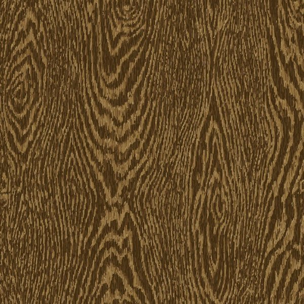 Rustic Refined - Wood Grain Teak