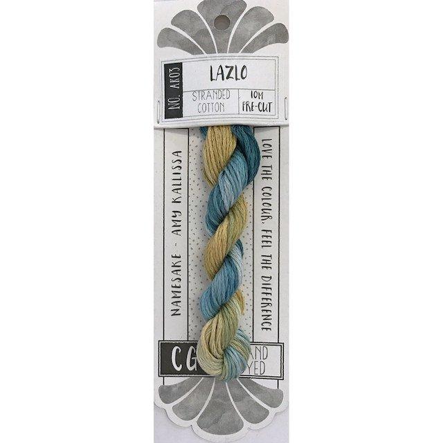 Cottage Garden Threads - AK3-Lazlo