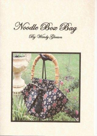 Noodle Box Bag Pattern