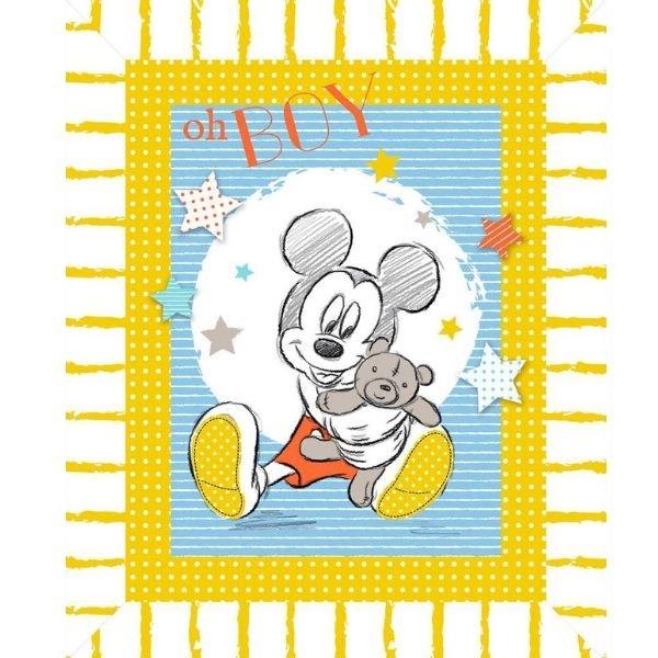 Mickey Nursery - Oh Boy - Panel
